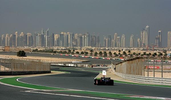 Dubai GP2