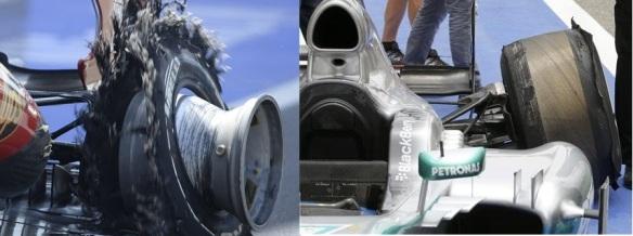 Pirelli dañando su imagen