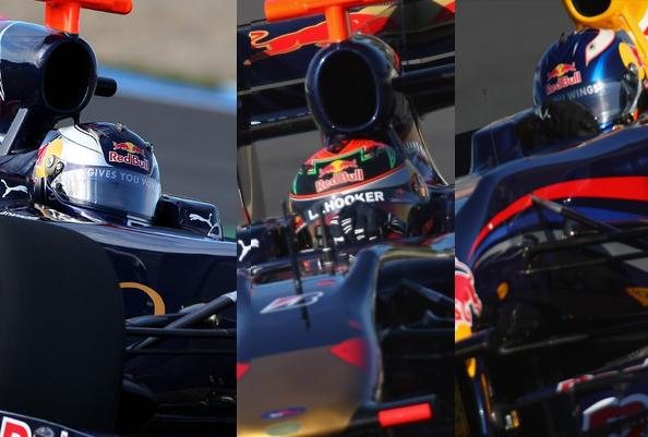 Bortolotti, Hartley y Ricciardo a la espera. Por si Buemi y Alguersuari no cumplían las expectativas