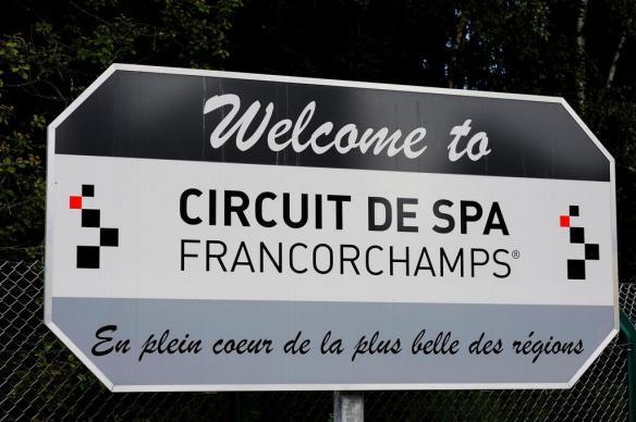Curiosidades: Gran Premio de Bélgica