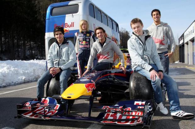 Red Bull Jr Team