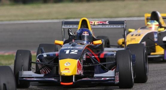 Ricciardo FR 2.0 Eurocup