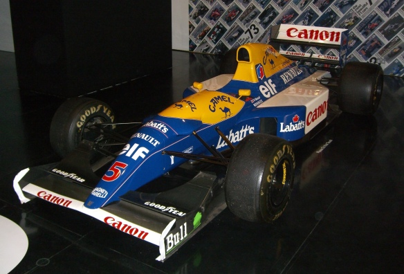 F1: WILLIAMS RENAULT FW14B