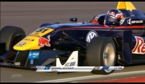 Kvyat sumó otro podio. Van 6 en su temporada debut