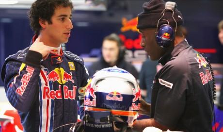Ricciardo problemas cadera