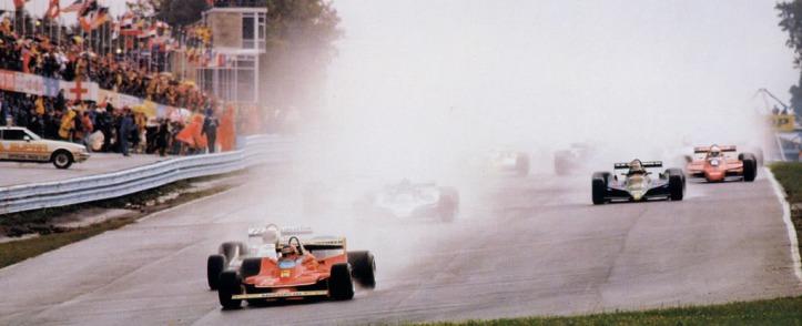 Villeneuve Watkins Glen 1979