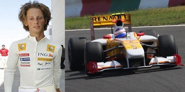 Para muchos, Grosjean no convenció en 2009 a Renault. (c) Splash