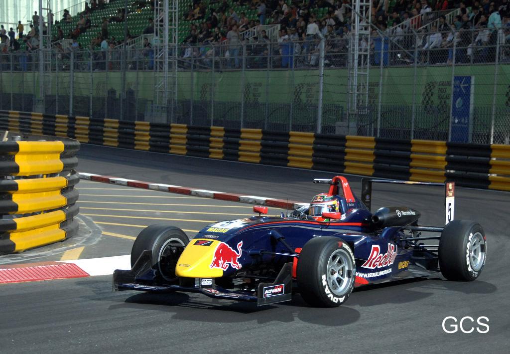 Hartley Macau 2008