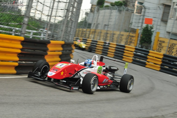 Wittmann Macau F3 2011