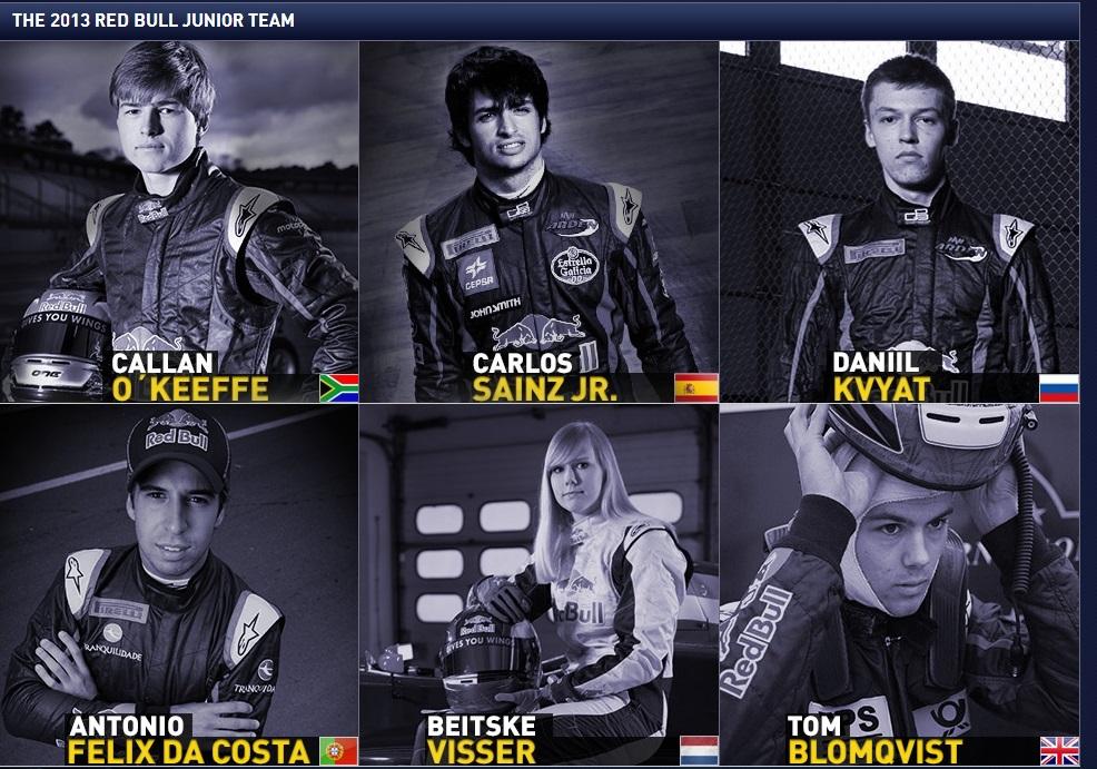2013 rbr jr team