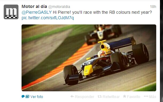 gasly twitter
