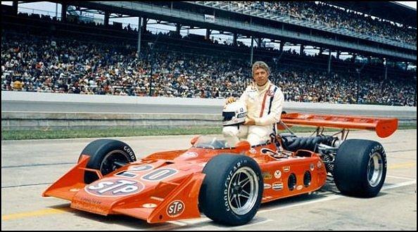 """""""Lo que le dio la mayoría de la satisfacción en su vida fue lo que hizo en el Indianapolis 500,"""" Vince Granatelli a la AP."""