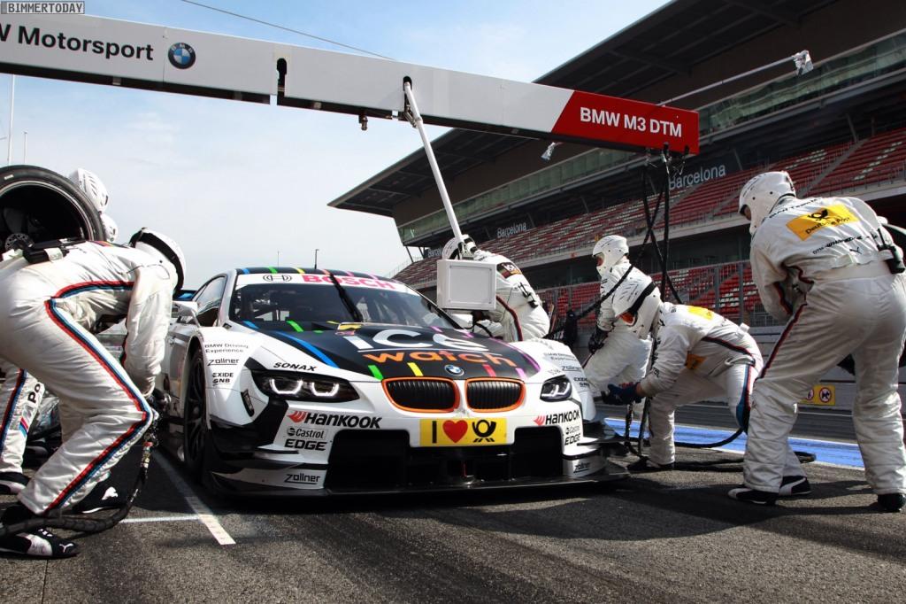 Marco Wittmann mostró un gran nivel en su temporada de novato (c) BMW Motorsports