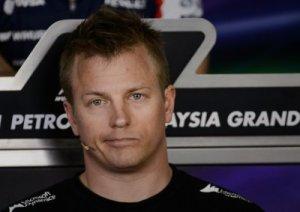Kimi Raikkonen Lotus pokerface
