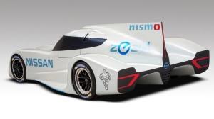 El Nissan ZEOD RC será el primer eléctrico en Le Mans (c) Nissan