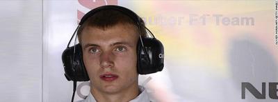 7 Sergey Sirotkin