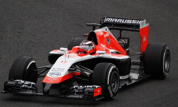 "Jules Bianchi por suerte ya pudo elegir número, el ""17"""