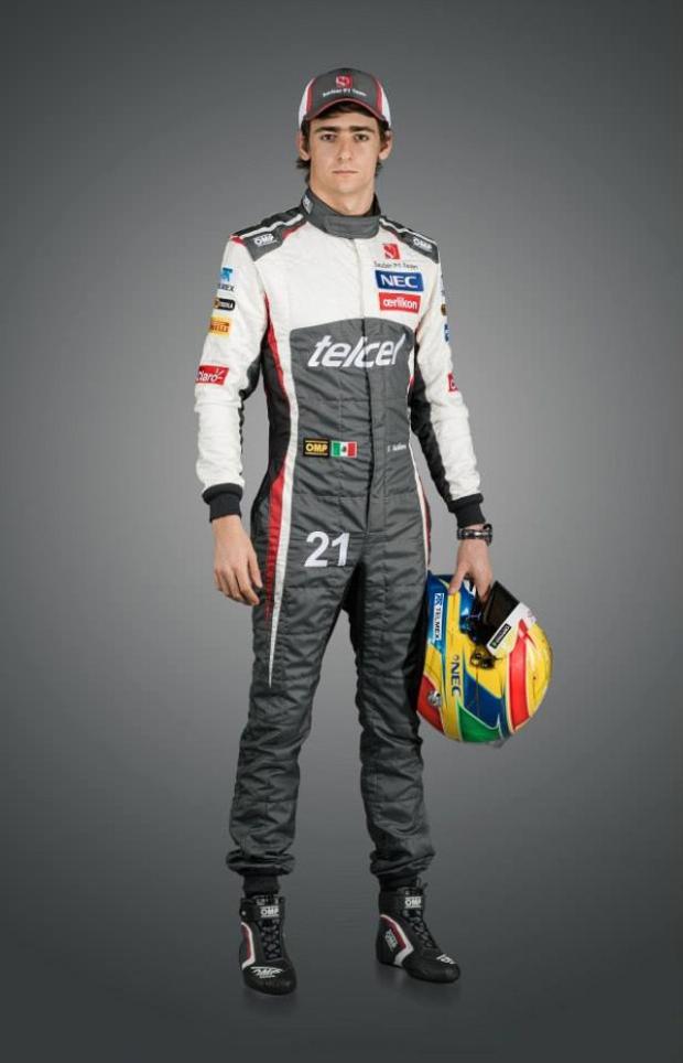 "Esteban Gutiérrez, el número ""21"""