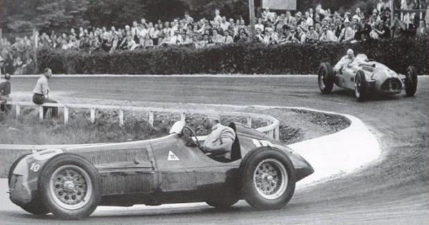 """Fangio, el primer ganador con el """"10"""""""