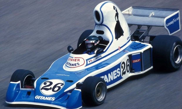 "Jacques Laffite, ""Mr. 26""."