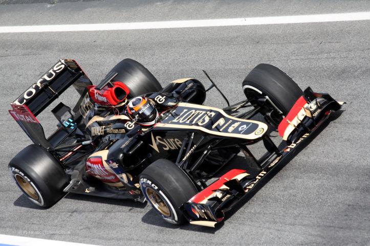 """Kimi y el """"7"""" en el 2013"""