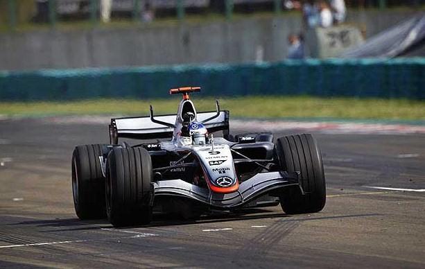 """El máximo ganador con el """"9"""", Kimi Raikkonen"""