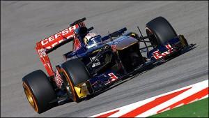 DK5 Kvyat Toro Rosso