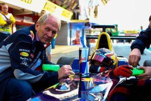 DK7 Kvyat and Marko GP3 2013