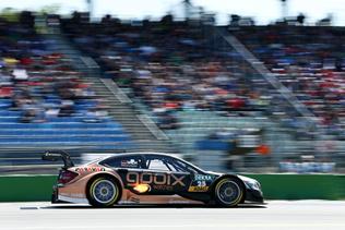 Pascal Wehrlein (Gooix Mercedes AMG)