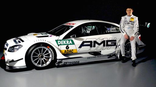 Paul Di Resta (Mercedes Benz)