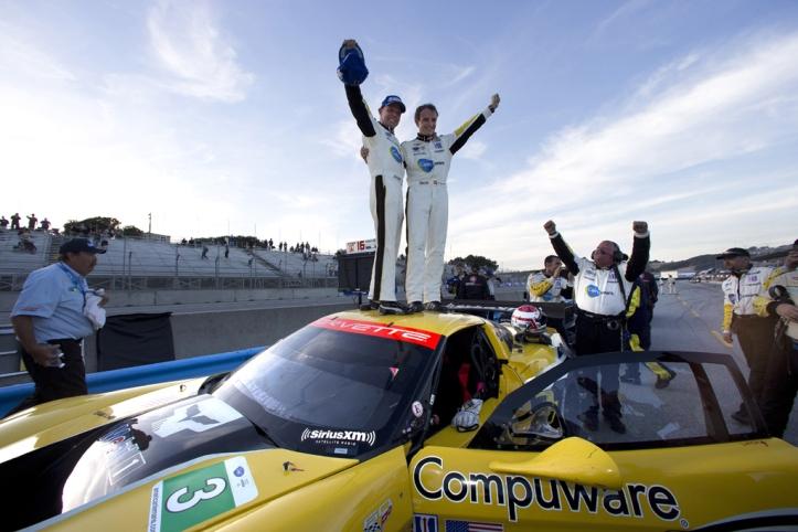 Corvette Racing con Jan Magnussen y Antonio García, candidatos como siempre.