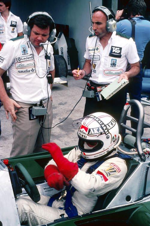 Head y Williams en 1978