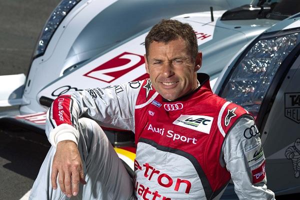 Tom Kristensen, 9 veces ganador de las 24 horas de Le Mans