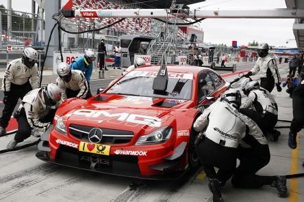 Motorsports / DTM 5. race Moskau, Moscow Raceway
