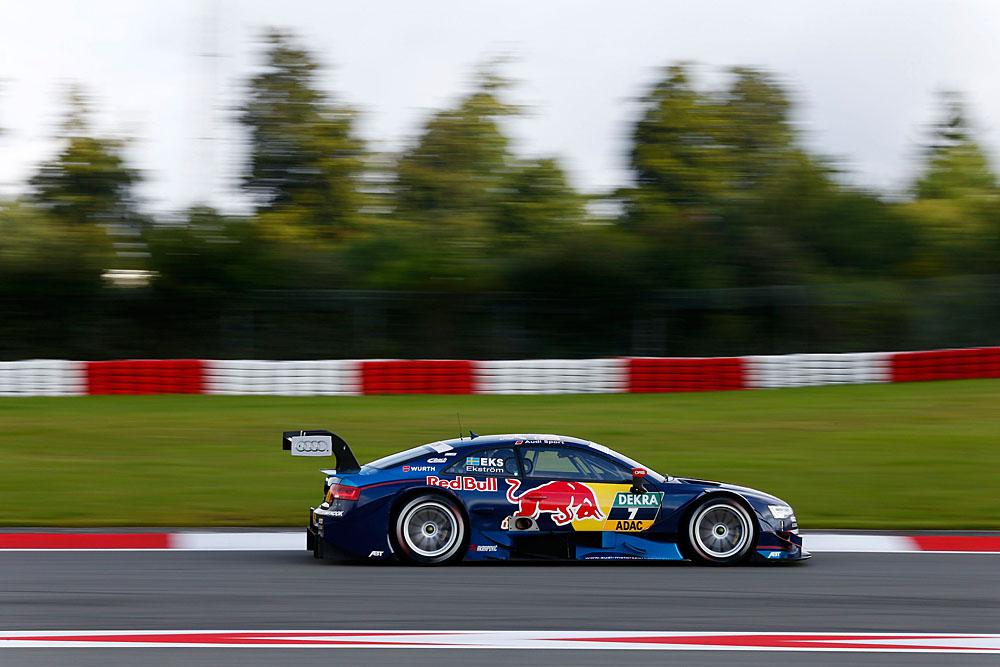 #7 Mattias Ekström (S, Audi Sport Team Abt Sportsline, Audi RS 5 DTM)
