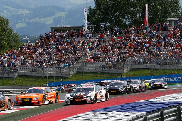 Motorsports / DTM 6. race Red Bull Ring Spielberg