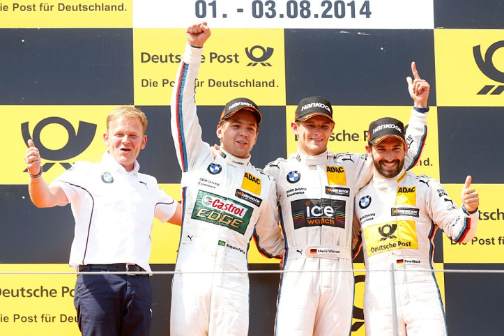 Motorsports / DTM 6. race Red Bull Ring Spielberg