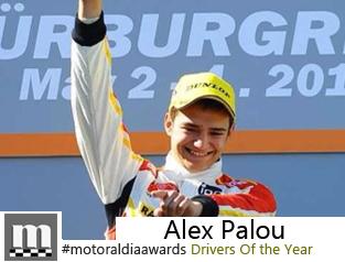 Alex Palou