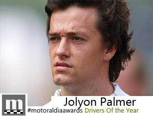 Jolyon Palmer