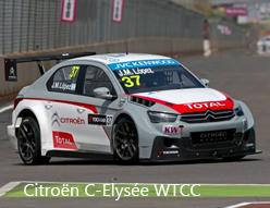 MAQUINA 3 Citroën C-Elysée WTCC