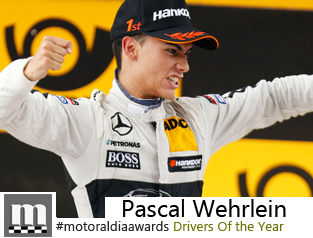 Pascal Wehrlein wins