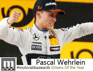 Pascal Wehrlein wins