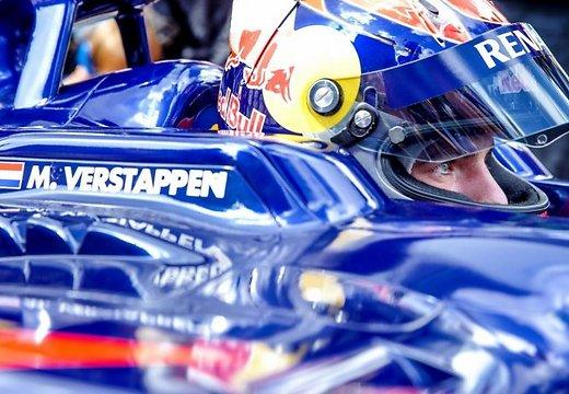 Max Verstappen scanpix