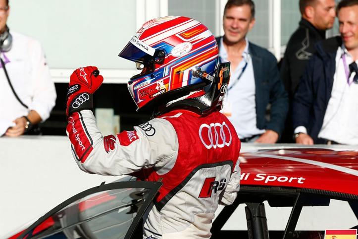 #8 Miguel Molina (E, Audi Sport Team Abt Sportsline, Audi RS 5 DTM)