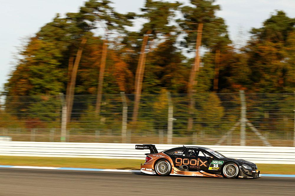 #25 Pascal Wehrlein (D, gooix Mercedes AMG, DTM Mercedes AMG C-Coupé)