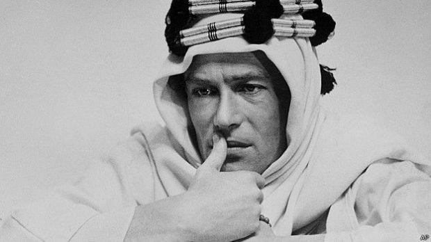 Lawrence de Arabia fue inmortalizado con la película sobre su vida protagonizada por Peter O Toole.