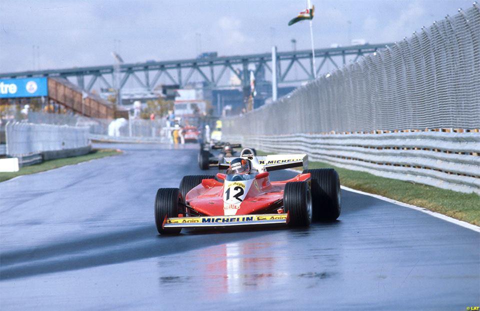 1978 Montreal Villeneuve
