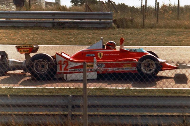 1979 Zandvoort Villeneuve