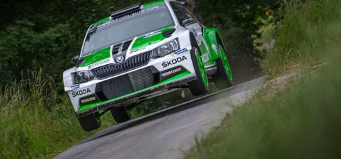 Skoda Fabia R5 motoraldia Awards winner