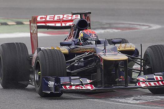 Verstappen Adria F1 2014 (Scuderia Toro Rosso)
